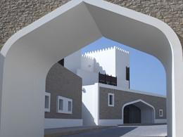 L'architecture de l'Al Baleed démontrant le riche patrimoine du Dhofar