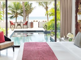 One Bedroom Beach Pool Villa de l'Al Baleed Resort