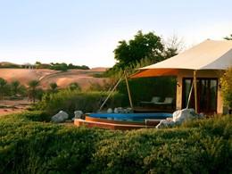 Vue extérieure d'une Suite Bedouin
