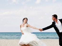 Mariage sur la plage de l'Aleenta