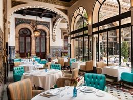 Le restaurant San Fernando