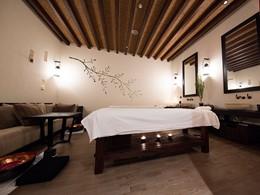 Le spa de l'hôtel 5 étoiles Alila Jabal Akhdar