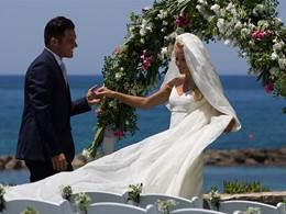 Mariage à l'hôtel Almyra