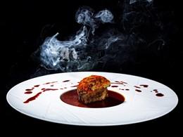 Cuisine portugaise agrémentée d'influences exotiques