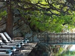 La Cliff Pool, enveloppée de nature