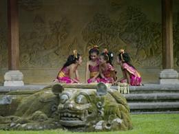 Spectacle de danse traditionnelle