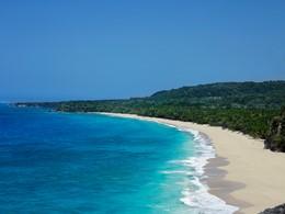 La superbe plage de l'Amanera en République Dominicaine