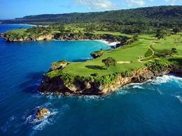 L'Amanera abrite le plus beau parcours de golf de la République Dominicaine