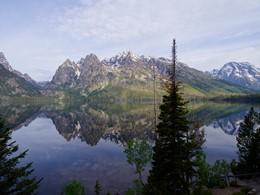 L'Amangani se déploie au coeur de la nature sauvage du Wyoming