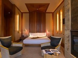Superior Suite de l'hôtel Amangani aux Etats Unis