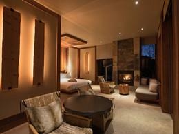 Amangani Suite de l'hôtel Amangani aux Etats Unis
