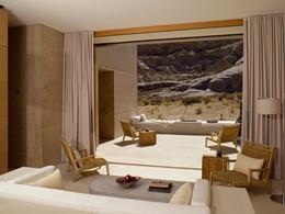 La Girijaala Suite de l'hôtel Amangiri
