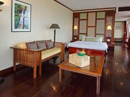 Panoramic Suite de l''Amanjaya Pancam Suite Hotel au Cambodge