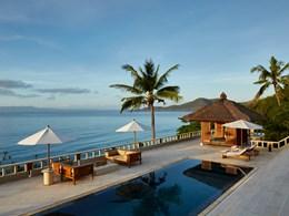 Indrakila Suite de l'hôtel Amankila à Bali