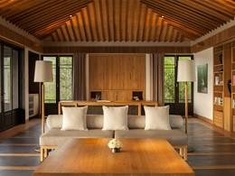 Two Bedroom Villa de l'hôtel Amanoi à Nha Trang