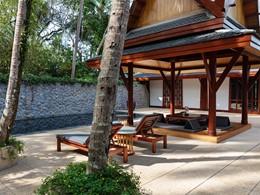 Garden Pool Pavilion de l'hôtel Amanpuri à Phuket