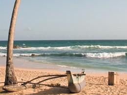 La plage de Wella