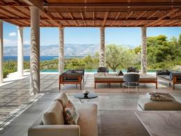 5 Bedroom Villa de l'hôtel Amanzoé en Péloponnèse