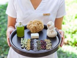 Le spa de l'Amanzoé combine d'anciens rituels de bien-être asiatiques et grecs