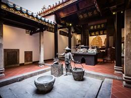 Profitez de votre séjour à l'AMOY pour visiter le musée de Fuk Tak Chi