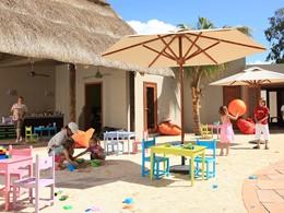 Le coin enfants de l'Anahita The Resort à l'île Maurice