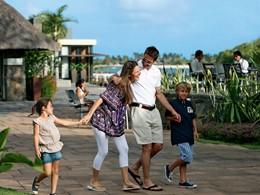 Séjour idéal en famille à l'hôtel Anahita à l'île Maurice