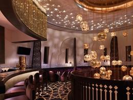 Al Burj Bar de l'Anantara Al Jabal Al Akhdar à Oman
