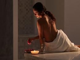 Instant de bien-être au spa du l'hôtel Anantara à Nizwa