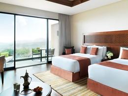 Premier Canyon View Room de l'Anantara Al Jabal Al Akhdar