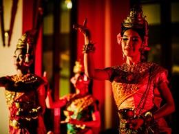 Ambiance typiquement cambodgienne