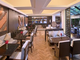 Le bar Eclipse de l'hôtel Anantara Bophut Koh Samui Resort en Thailande