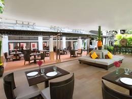 Restaurant High Tide de l'hôtel Anantara Bophut Resort en Thailande