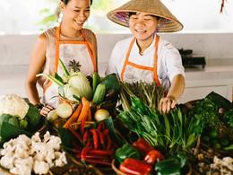 Les saveurs du Vietnam n'auront plus de secrets pour vous après un cours à l'Anantara