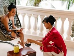 Vous apprécierez le service personnalisé de grande qualité de l'Anantara