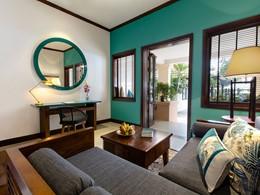 Deluxe Balcony Bedroom