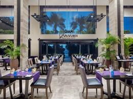Spécialités vietnamiennes au restaurant Anmien de l'Anantara
