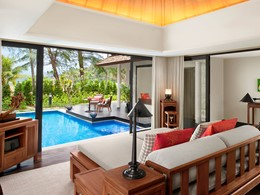 Beachfront Layan Pool Villa de l'Anantara Layan Resort & Spa