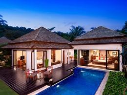Beach Villa de l'Anantara Layan Resort & Spa à Phuket