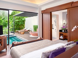 Deluxe Pool Villa de l'Anantara Layan Resort & Spa à Phuket