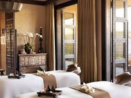 Le spa de l'hôtel 5 étoiles Anantara Qasr Al Sarab