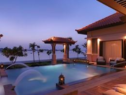 Two Bedroom Beach Pool Villa de l'Anantara Dubai
