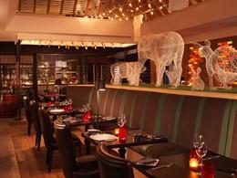 Bushman's Restaurant & Bar de l'Anantara Dubai