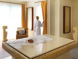 Blue Lotus Suite Hammam de l'hôtel Anantara
