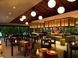 Le restaurant Origami