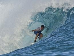 Ecole de surf de l'hôtel Anantara Veli à Malé