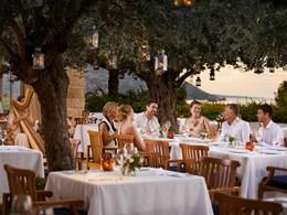 Le restaurant gastronomique Helios