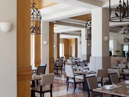 Le restaurant Amphora