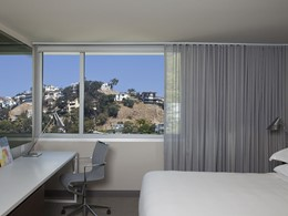 Standard Room de l'Andaz West Hollywood à Los Angeles