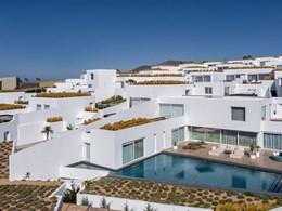 Un hôtel aux allures de village grec