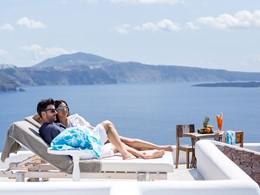 Séjour exceptionnel en amoureux à l'Andronis Luxury Suites